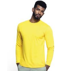 Man Regular Ls T-Shirt 150g
